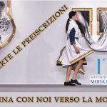 Aperte le preiscrizioni per il Corso di MODELLISTA 4.0