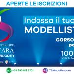 Aperte le iscrizioni per il Corso di MODELLISTA 4.0